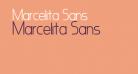 Marcelita Sans