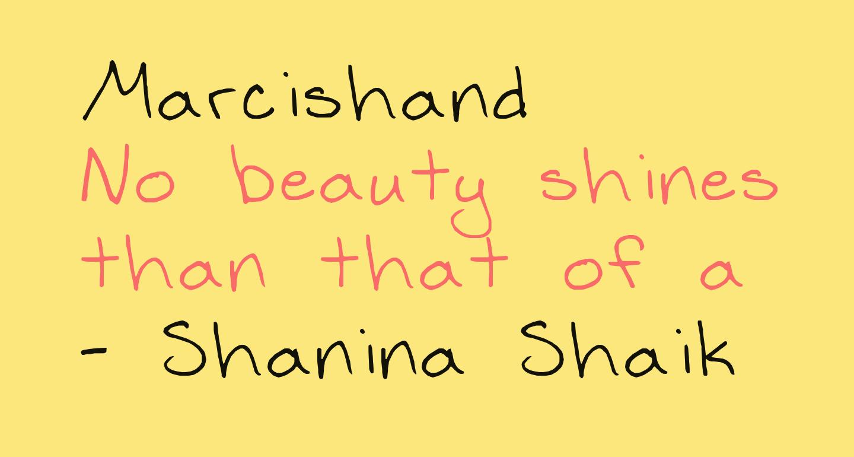 Marcishand
