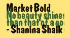Market Bold