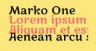 Marko One