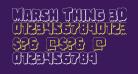 Marsh Thing 3D