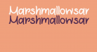 MarshmallowsandChocolate