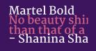 Martel Bold