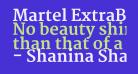 Martel ExtraBold