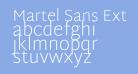 Martel Sans ExtraLight