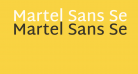 Martel Sans SemiBold