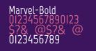 Marvel-Bold