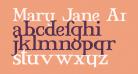 Mary Jane Antique