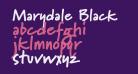 Marydale Black