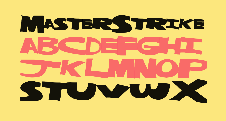 MasterStrike