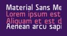 Material Sans Medium