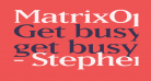 MatrixOpti-Wide