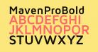 MavenProBold