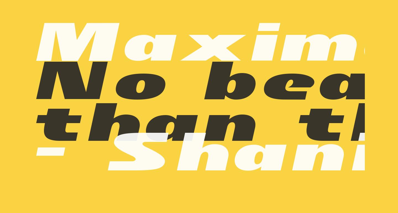 Maximum Line Speeder
