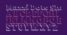 Maxxi Dots Shadows Bold