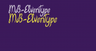 MB-ElvenType