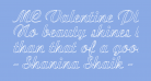 MC Valentine Plush