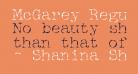 McGarey Regular