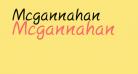Mcgannahan