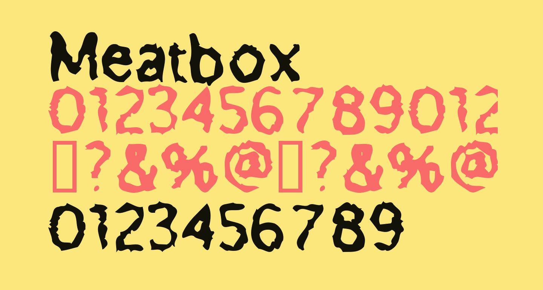 Meatbox