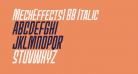 MechEffects1 BB Italic