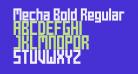 Mecha Bold Regular