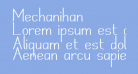 Mechanihan