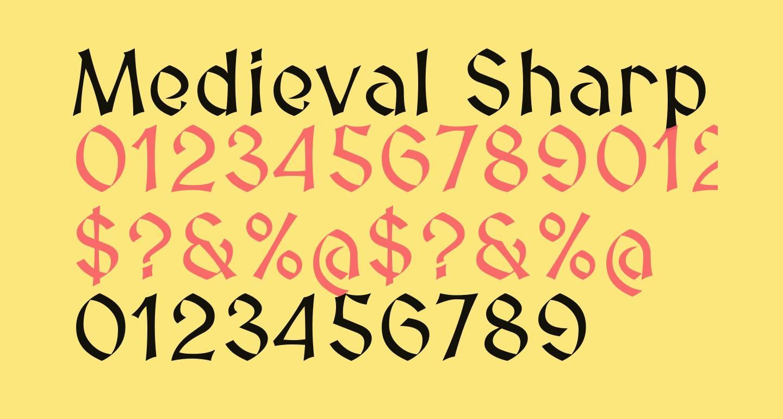 Medieval Sharp