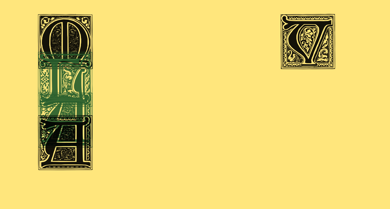 Medieval Victoriana No.2