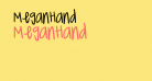 MeganHand