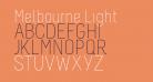 Melbourne-Light