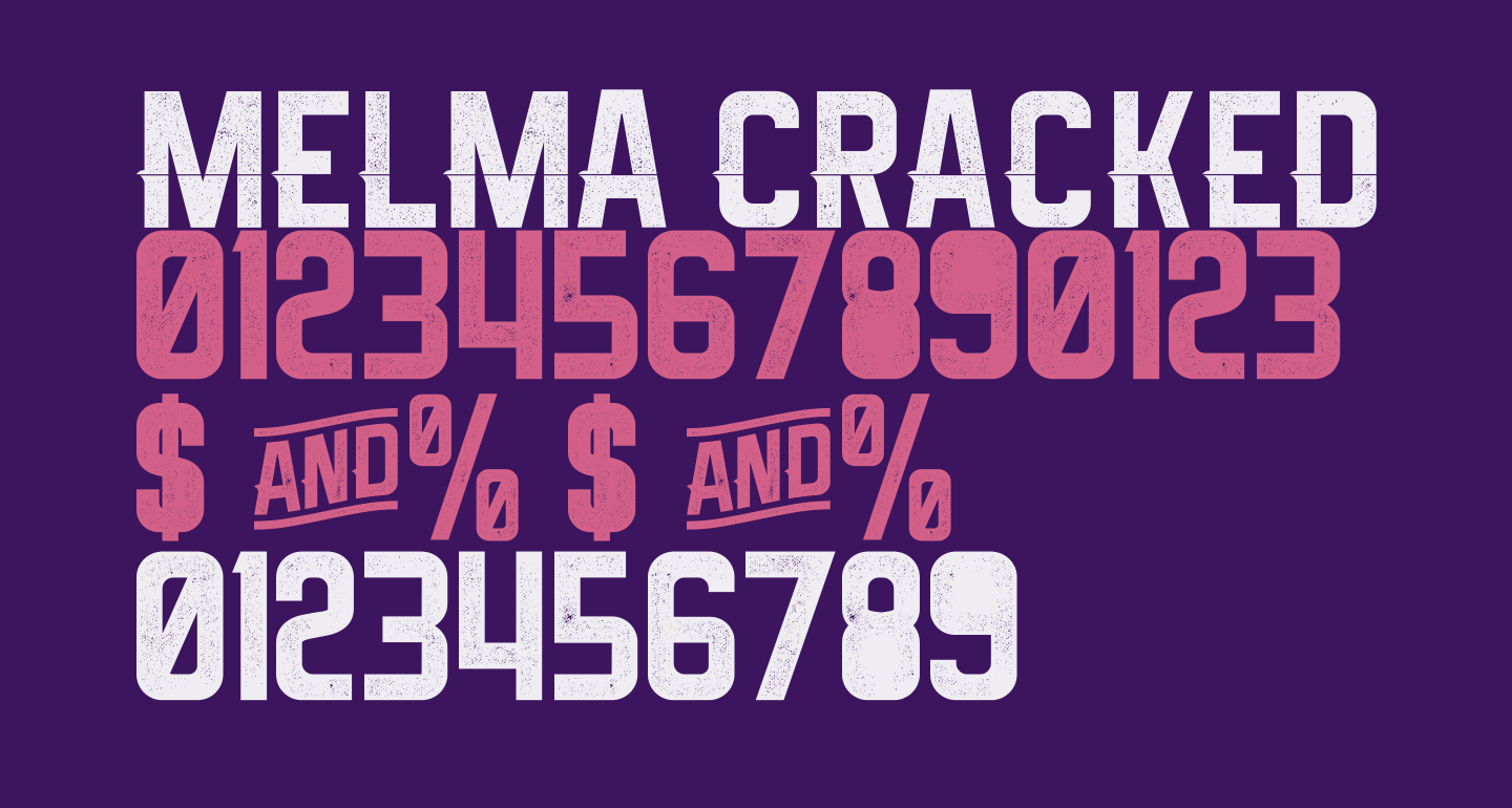 Melma Cracked