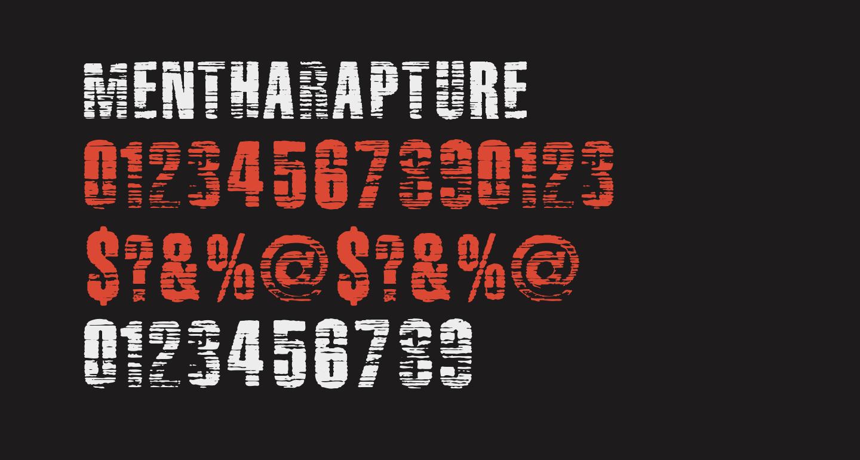 MenthaRapture