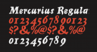 Mercurius Regular