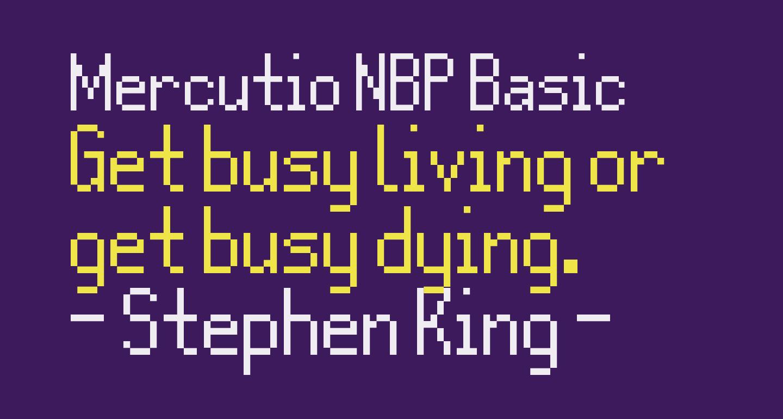 Mercutio NBP Basic