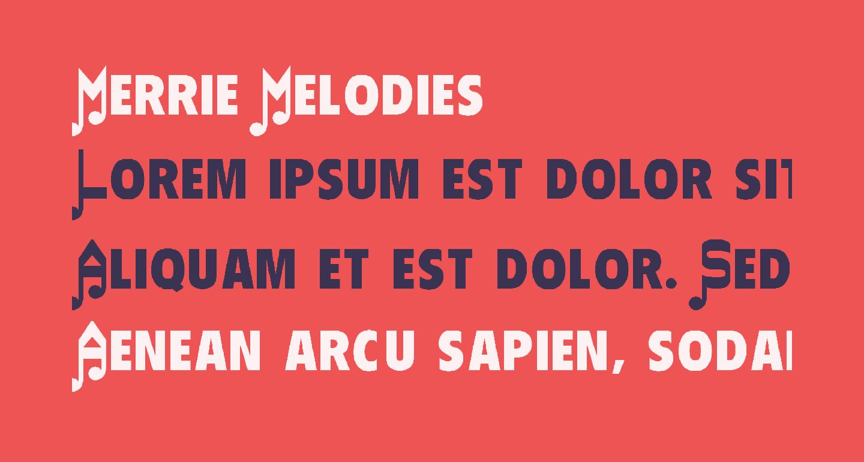 Merrie Melodies