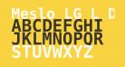 Meslo LG L DZ Bold