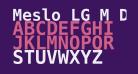 Meslo LG M DZ Bold