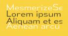 MesmerizeSeLt-Regular