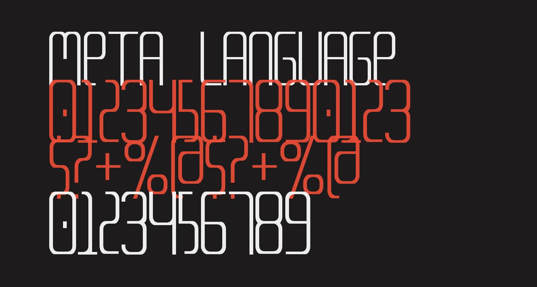 Meta Language