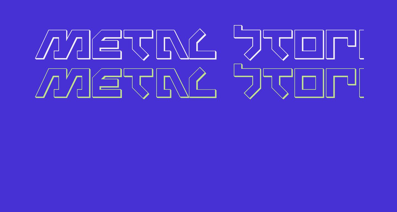 Metal Storm 3D