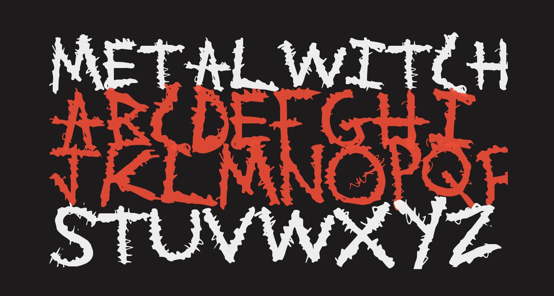 MetalWitch