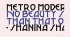 Metro Modern