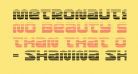 Metronauts Gradient Regular