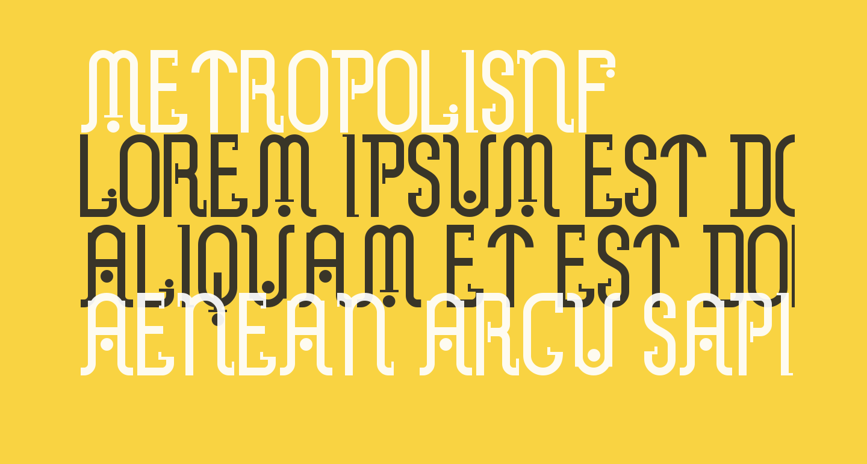 MetropolisNF