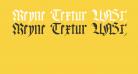 Meyne Textur UNZ1A