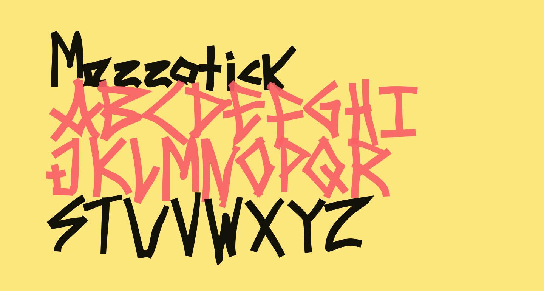 Mezzotick