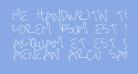 me handwritin Thin