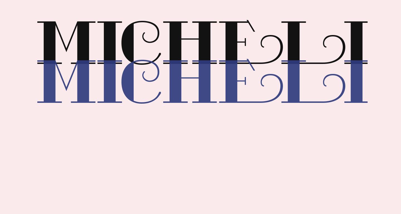 MichelleFLF-Bold