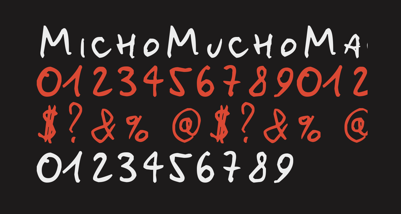 MichoMuchoMacho